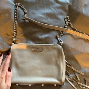 Rebecca Minkoff 5 zipper crossbody bag